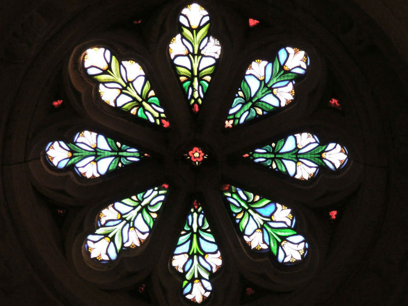 A la découverte de l'art du vitrailliste