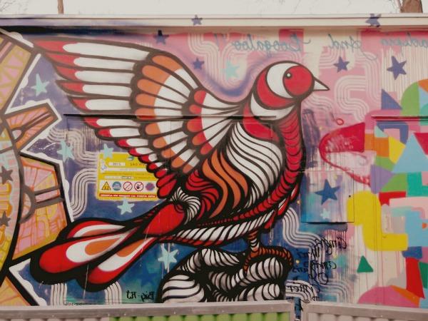 Zoom sur l'art urbain, plus connu sous le nom de street art