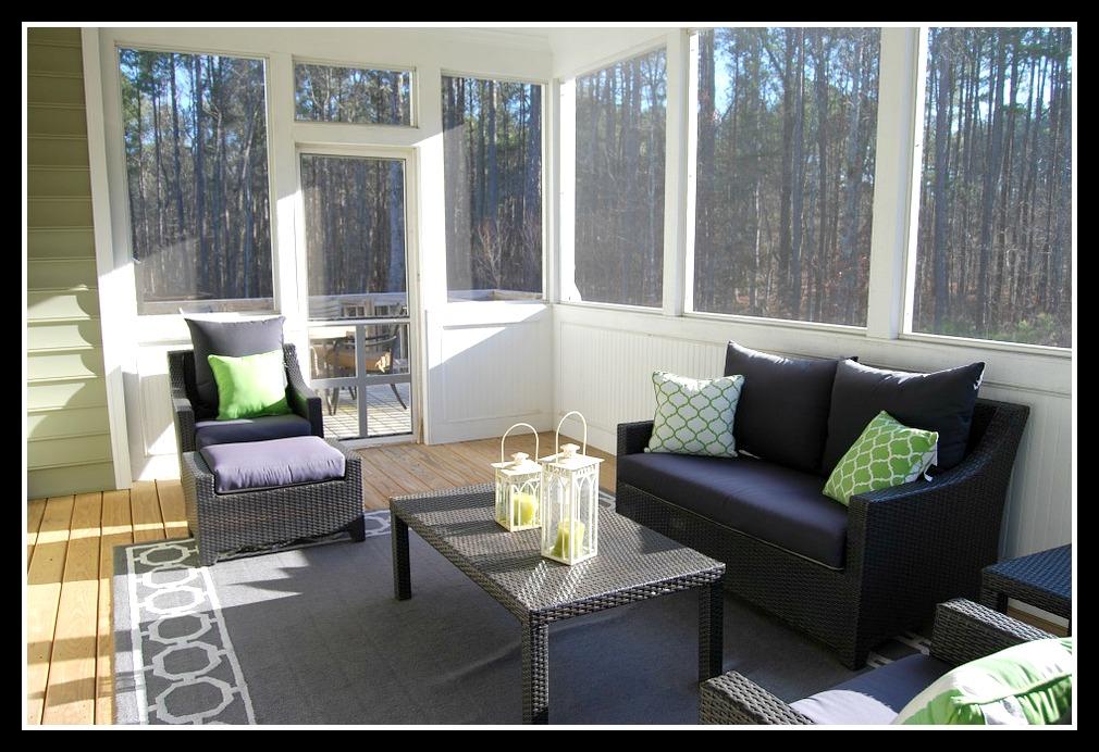 lumiere veranda